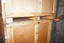 挖空木條藏K毒 基隆破獲200公斤