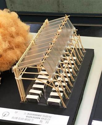 綠建築空間設計新嘗試 雲科大培養學生使用竹材