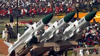 印度阿卡什防空飛彈試射成功 打消外界批評