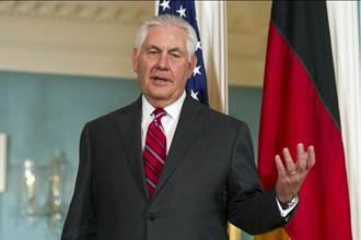 紐約時報:川普打算換掉國務卿提勒森