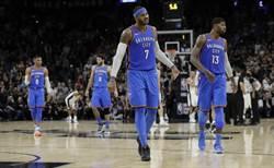 NBA》安森尼公然抗命 多諾凡帥位即將不保?