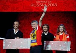 同志免驚 俄羅斯世足賽可帶彩虹旗