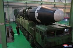北韓大改造 9軸飛彈發射車原是中國貨