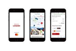萬事達卡攜倫敦 打造智慧城市App