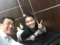 【獨家】戴資穎健康後盾 長庚力挺她到2020東京奧運