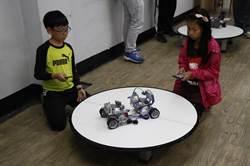 機器人運動競技大賽 虎尾科大登場