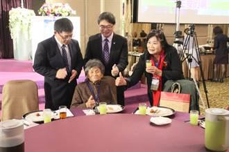 環保作到老 台南市唯二9旬志工獲頒績優環保志工