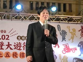 賴清德回台南連跑3攤:懷念台南的一切