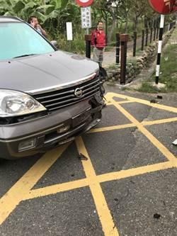阿里山森鐵撞轎車意外 影響上百名旅客