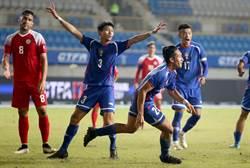 足協邀請賽》李茂梅開二度 中華3球完勝菲律賓