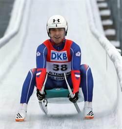 有影》放棄籃球的他 連德安雪橇亞錦賽摘銀邁向冬奧