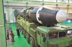 火星-15大躍進 北韓最快明年實戰部署