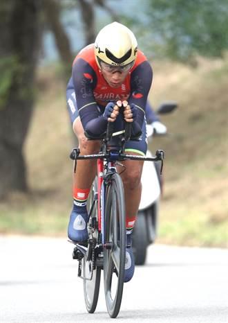 自行車》馮俊凱全錦賽計時奪冠 放眼亞運公路賽