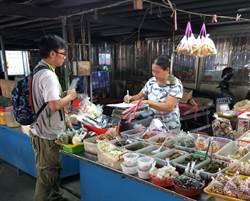 南市推傳統市場減塑 550攤商響應