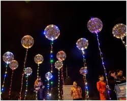 網紅吸讚道具賣到翻!「發光氣球」暗藏爆炸危機?