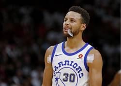 NBA》柯瑞愈來愈壯 三分球變不準了?
