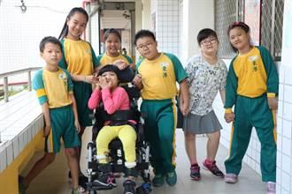 特教生的天堂在這裡 東港國小「融合教育」列為校本課程