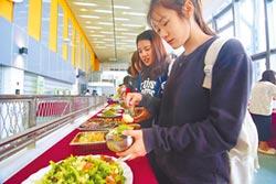 台東大學蔬食日 僅3餐廳配合