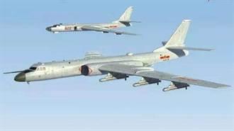 可載東風26繞飛日本 陸超級戰神轟-6N試飛
