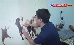 築夢新臺灣》廢材變黃金漂流木藝術家