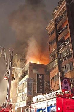 電磁爐爆炸 出租雅房1死1傷