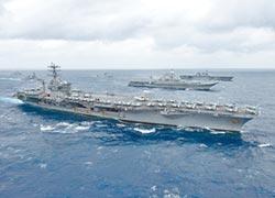 日抗衡陸 印太戰略寫入海洋計畫