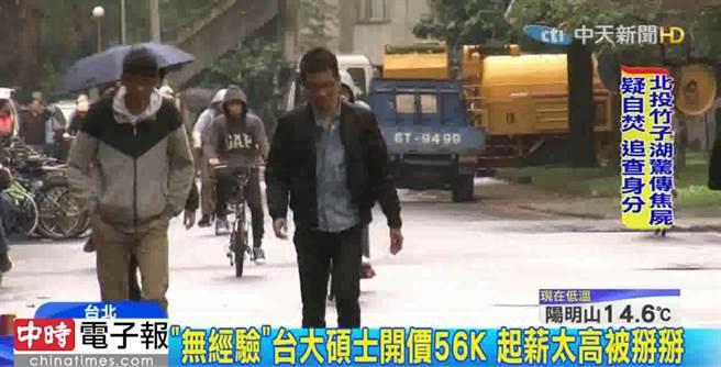 影》台大開58K太高被掰掰 國內低薪出國向錢看齊