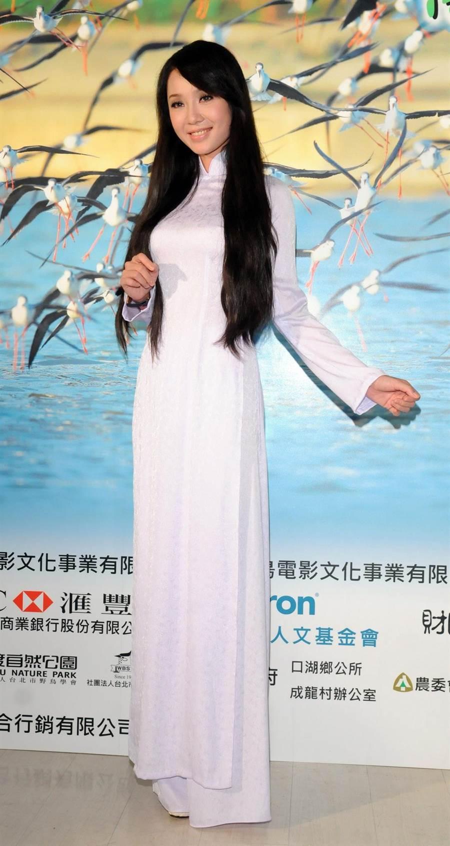 海倫清桃是正宗越南新娘,哀怨自己沒接到越南新娘角色。(資料照)