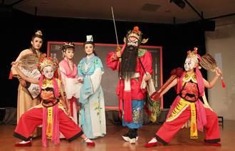野台戲走進現代劇場 台中國家歌劇院推出《鍾馗》