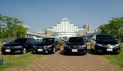 不再只有小黃 台南市多元化計程車隊成軍