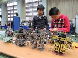 亞洲機器人運動競技大賽  東南亞各國好手齊聚華夏科大