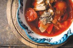 茄汁冬瓜排骨燒  圖/美國沙朗大師頂級鍋具提供