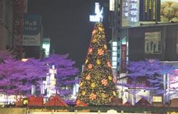 耶誕點燈 新竹感恩季開跑