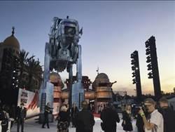 星際大戰8全球首映 向莉亞公主嘉莉費雪致敬