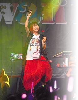 LiSA:台灣給我力量