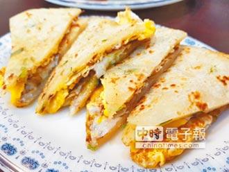 新竹市 北區-原湖南味蔥油餅 師承外省手藝