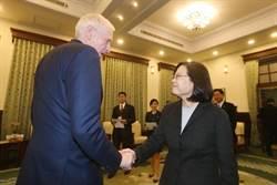 蔡英文:台灣將與美國合作 穩定朝鮮半島情勢