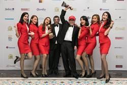 AirAsia連續5年獲得「世界最佳低成本航空公司」獎