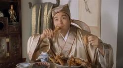 《唐伯虎點秋香》周星馳講日語嘛會通 小強日發音是這個