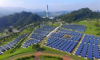 「台北能源之丘」提前達標 綠能發電寫新頁