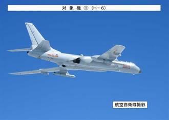 中共軍機19大後第6度繞台 吳斯懷呼籲檢討戰備規定
