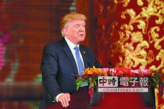 川普嗆WTO 就為合理化制裁中國