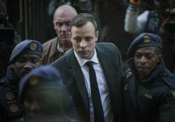 南非刀鋒戰士殺妻入獄服刑 獄中鬥毆受傷