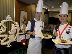 FHC上海國際烹飪美食賽 正修餐飲奪2銀2銅