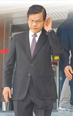 浩鼎案翁啟惠聲明 技轉簽約層級只到副院長陳建仁