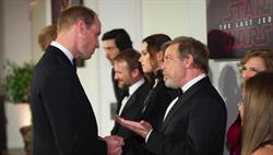 皇室加盟《星戰8》!威廉、哈利王子客串風暴兵 出席歐洲首映