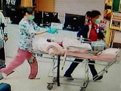 疑夫妻吵架 彰化母攜2幼子燒炭 送醫急救