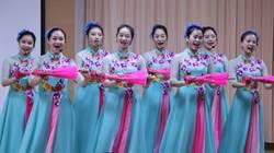 畬族文化走入中華科大 同學探索福建之美