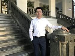 竹市府人事異動》劉康彥接任市長辦公室主任 年僅29歲