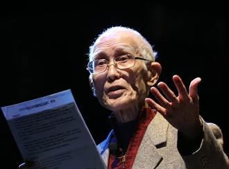 「文壇最美手寫稿 朗誦詩像個巨人」 廖玉蕙追憶余光中